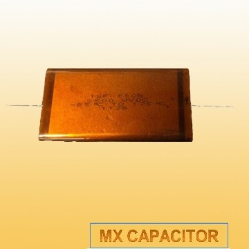 0.001uF 3000Vdc High Temperature Film Capacitor